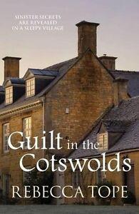 Rebecca-Tope-Guilt-en-The-Cotswolds-Tout-Neuf-Livraison-Gratuite-Ru