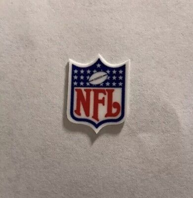 25 Star NFL Shield Football Helmet Decal