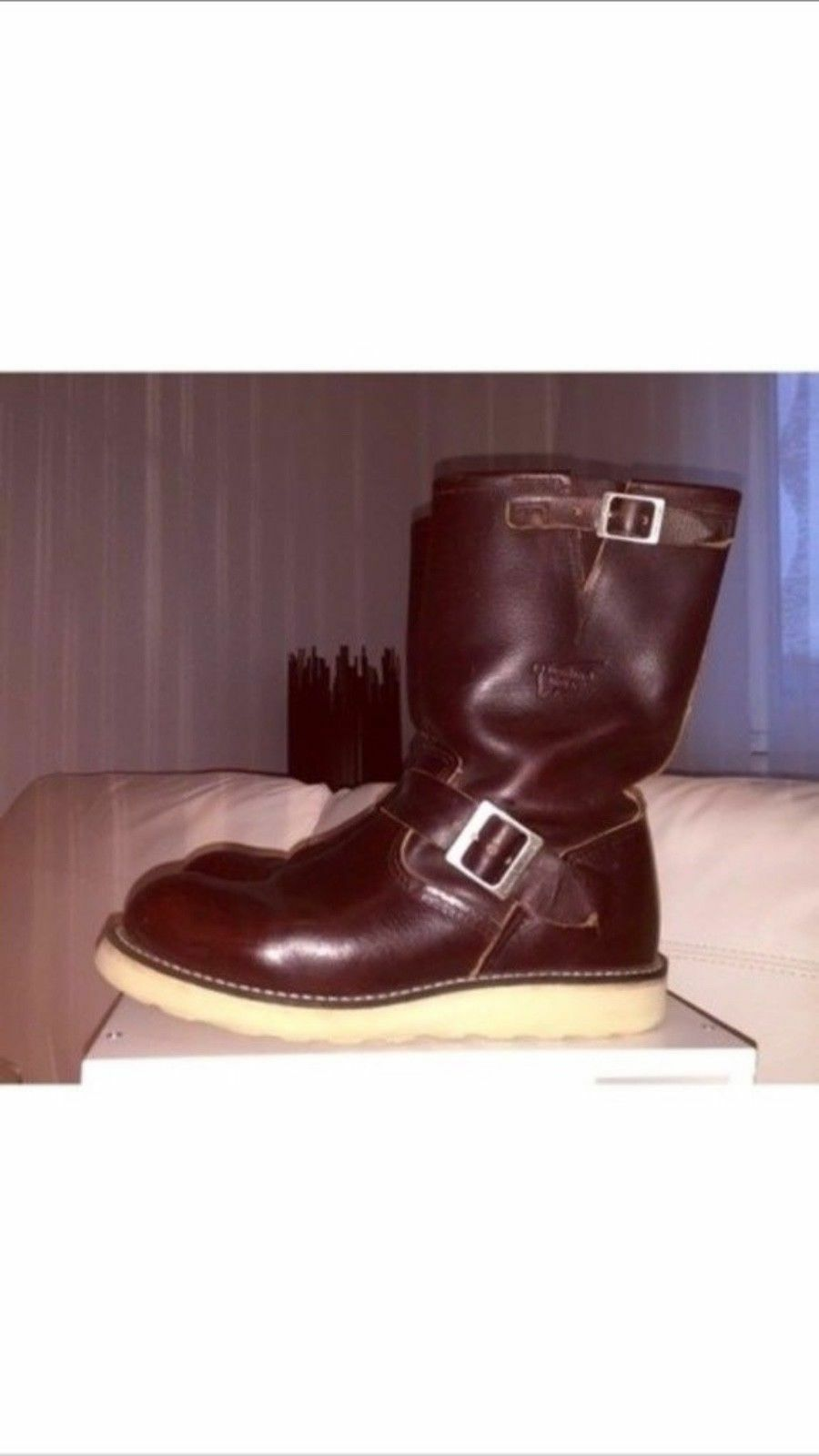 **Red Wing** Boots TOP gepflegt !! Gr. 39,5/40!!
