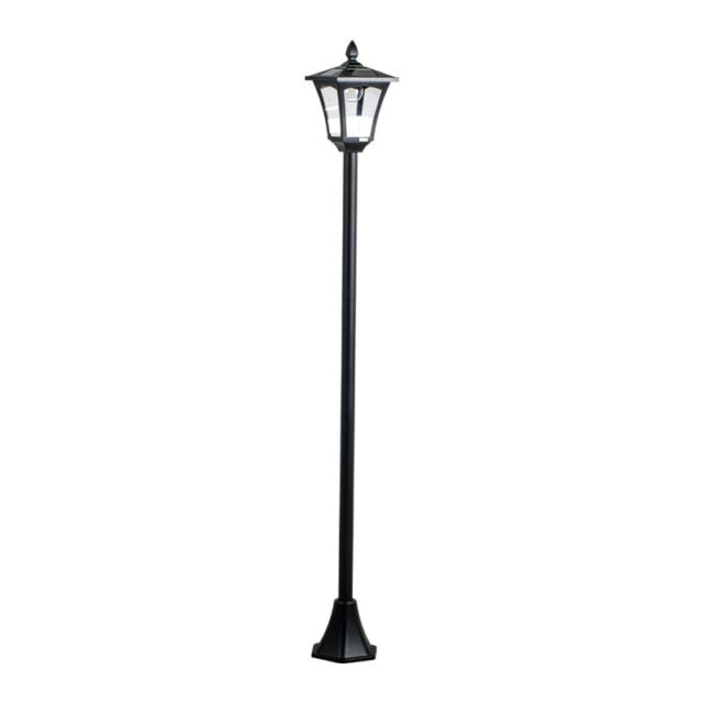 65 Street Vintage Outdoor Garden Leds Bulb Solar Lamp Post Light Lawn Adjusta