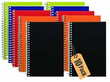1intheoffice Wirebound Spiral Memo Books Memo Pads 4 X 6 College Ruled
