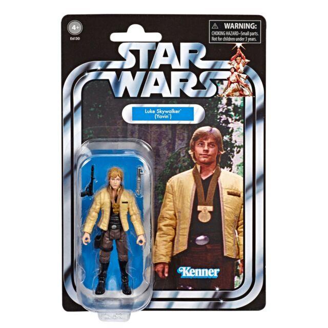 Star Wars E4 Vintage Luke Skywalker Yavin 3.75 inch Action Figure VC151 NIB