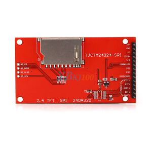 240x320-2-4-034-SPI-TFT-LCD-non-Touch-Panel-Serial-Port-Module-PCB-ILI9341-5V-3-3V