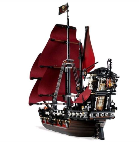 2020 Pirates of Caribbean Black Beard Bausteine Queen Anne/'s Revenge Spielzeug