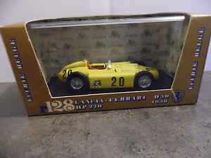 1/43ème BRUMM Série Oro n°128 – Lancia Ferrari D50 – 1956 (écurie belge)