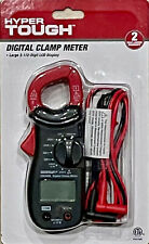 Digital Clamp Meter Hyper Tough