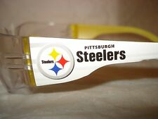 NFL Pittsburgh Steelers safety glasses PICK LENS AT CHECKOUT SEE PHOTO OPTIONS