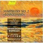 """Felix Mendelssohn - Bartholdy: Symphony No. 2 """"Lobgesang"""" (1998)"""