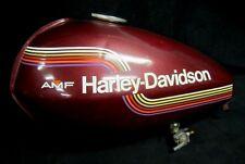 1976 Harley Davidson AMF Aermacchi SS175 SS 175 Gas Fuel Petrol Tank #6535A