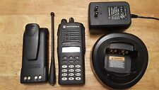 Motorola Professional Series Radio Tuning and Alignment HT 750, 1250, 1550