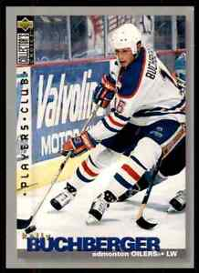 1995-96-Collector-039-s-Choice-Player-039-s-Club-Kelly-Buchberger-310