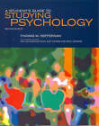A Student's Guide to Studying Psychology by Thomas M. Heffernan (Paperback, 2000)