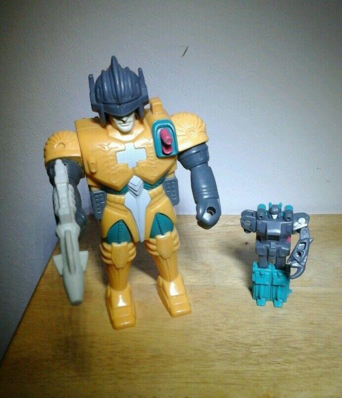 PRETENDER PINCHER 1989 G1 Transformers vintage original