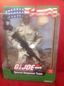 Hasbro 1 / 6ème Gi Joe Équipe d'intervention spéciale éclaireur marin tireur d'élite Figure Nib!   Camo