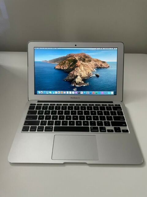"Apple MacBook Air A1465 11.6"" 1.7GHz i5 4GB RAM 128GB SSD - MD224LL/A (Mid 2012)"