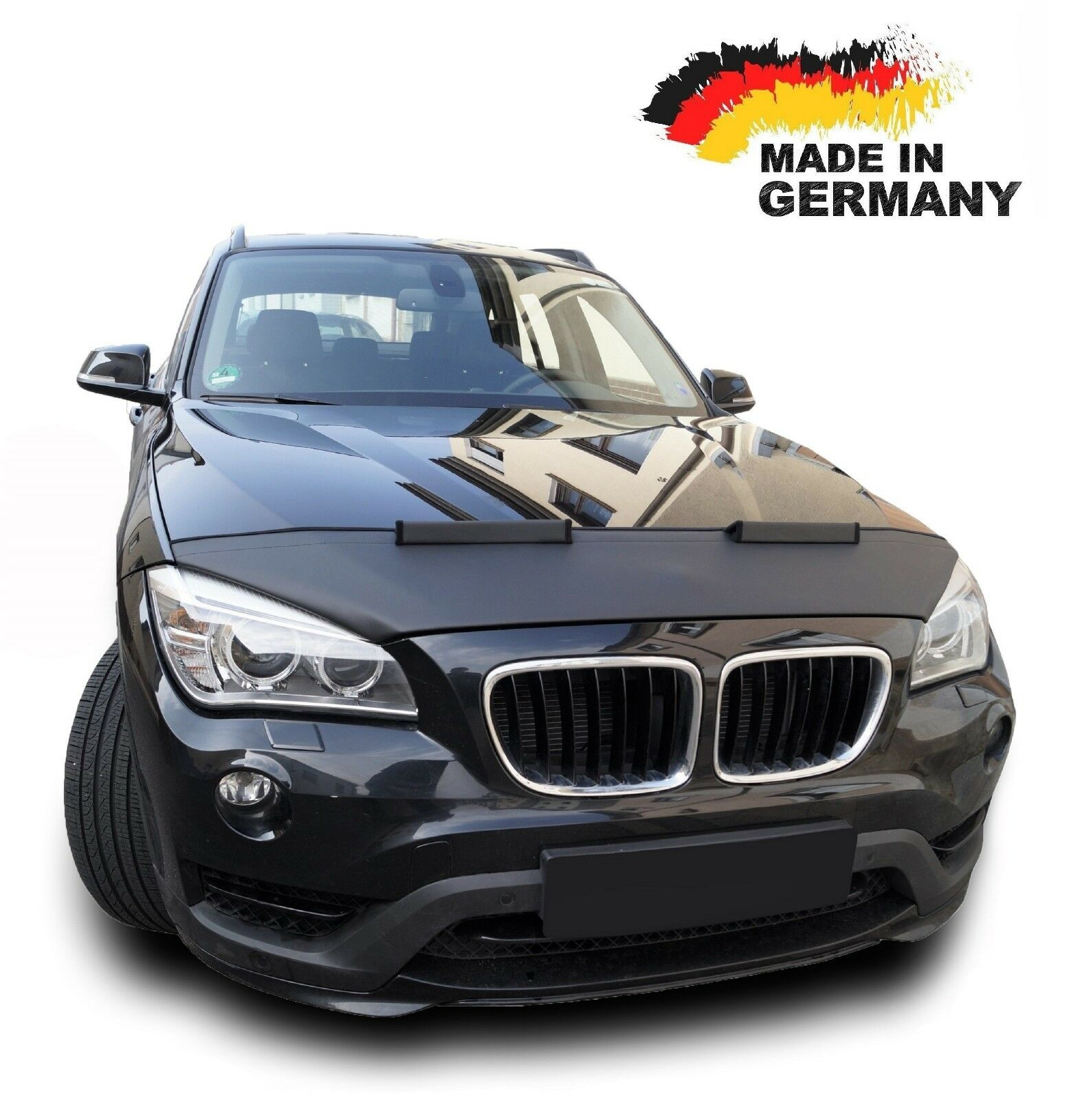 Hood Bra BMW X1 E84 Car Mask Bonnet Cover Front End Stone protection NEW