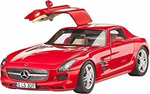 Revell 07100 Mercedes SLS AMG Model Kit