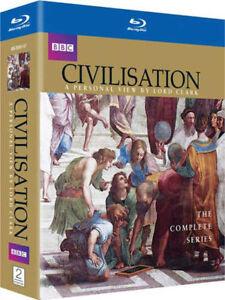 Civiltà - la Serie Completa Blu-Ray Nuovo (BBCBD0147)