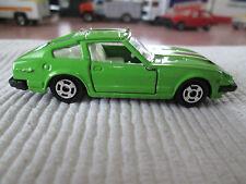 1983 JRI Road Machines Lime Nissan Datsun Fairlady 280 Z-T Car HK #1100 MINT