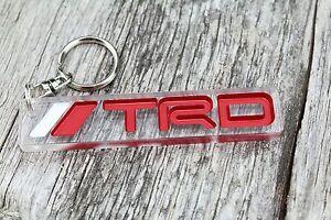Toyota TRD keychain JDM Tundra  Japan OLD SCHOOL S COROLLA porta-chaves