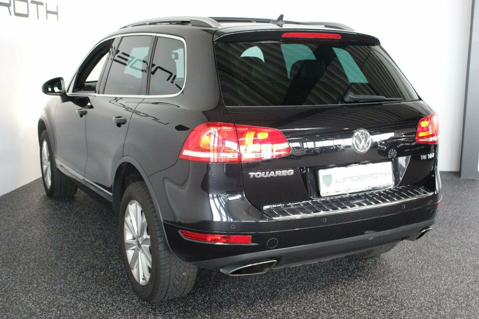 VW Touareg 4,2 V8 TDi aut. BMT Van Diesel aut. modelår 2011