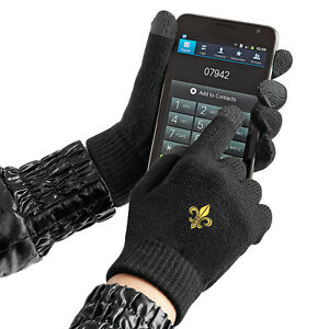 Touch-Handschuhe-zur-Smartphone-Handy-Bedienung-Spezial-Fingerkuppen-Lilie-31652