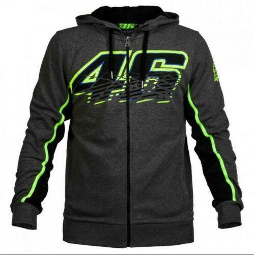 2020 Mens Motorcycle Coat Rossi VR 46 Moto GP Hoodie Warm Winter Jacket Fashion