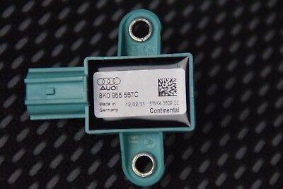 Original Audi Q5 A4 8K A5 8T Crashsensor Drucksensor Airbag Sensor 8K0955557C