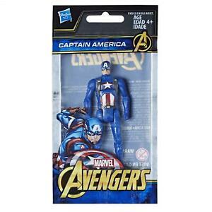 Avengers - 9.5cm Capitán América Figura Acción Juguete