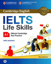 Official Cambridge English IELTS LIFE SKILLS A1 Test Practice with Answers @NEW@