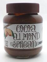 Trader Joe's Cocoa Almond Spread - Buttery & Delicious Plastic-sealed 13 Oz