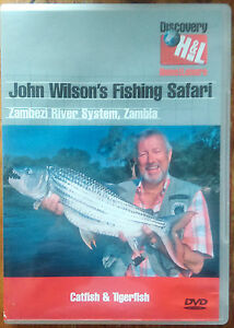 Details about John Wilson's Fishing Safari ZAMBEZI RIVER SYSTEM, ZAMBIA  Catfish & Tigerfish