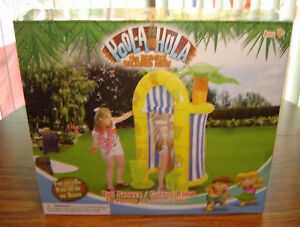 Image Is Loading Poola Hula The Ultimate Backyard Party Tiki Shower