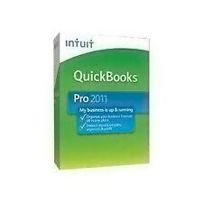 Intuit QuickBooks Pro 2011 - Full Version for Windows 413617