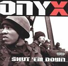 Shut 'Em Down [PA] by Onyx (CD, Mar-2003, Def Jam (USA))