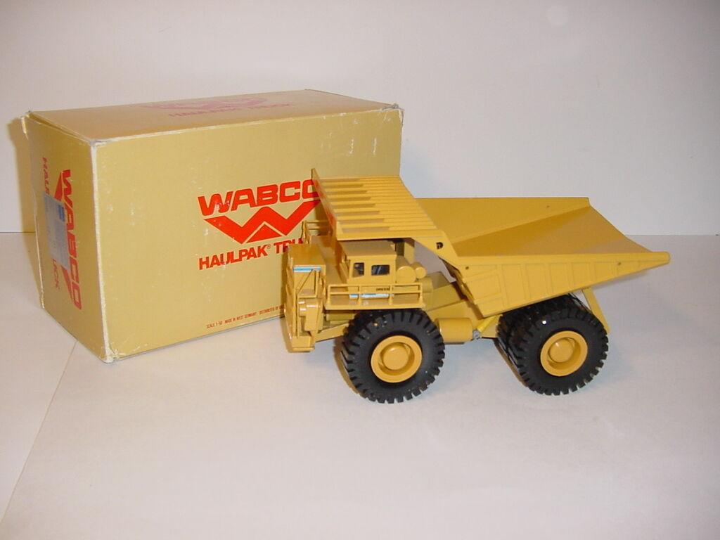 Vintage WABCO cómoda haulpak camión por Conrad con Caja Estado NUEVO