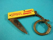 Porte clef, couteau, Epices Spigol, écriture arabe, Poivres, safrans...