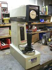 Wilson Rockwell Hardness Tester Model B503 R