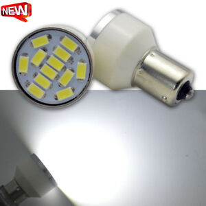 1PC-BAU15S-5730-12-Car-LED-Brake-Tail-Turn-Signal-Light-Bulb-Lamp-12-18V-White