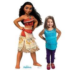 Disney Moana Standee. free-standing cardboard cutout photo standee opt