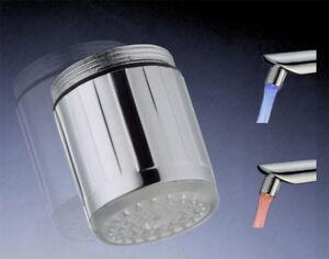 Werfall Waschtisch Armatur Mit Led Beleuchtung   Design Pur Led Batterielose Beleuchtung Fur Armaturen Bad Kuche