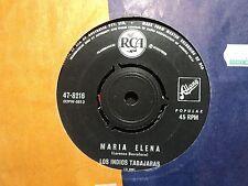 """Los Indios Tabajaras """"Maria Elena"""" INSTRUMENTAL CLASSIC Oz 7"""""""