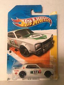 Hot-Wheels-2011-New-Model-Nissan-Skyline-H-T-2000GT-X
