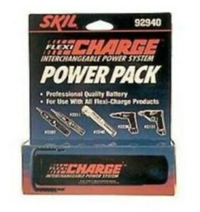 Genuine-Skil-Flexi-Charge-System-Power-Pack-3-6V-Battery-92940-NEW