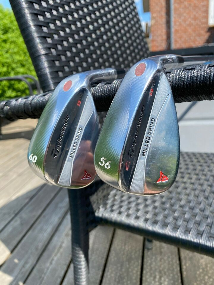Anden wedge, stål, Taylormade