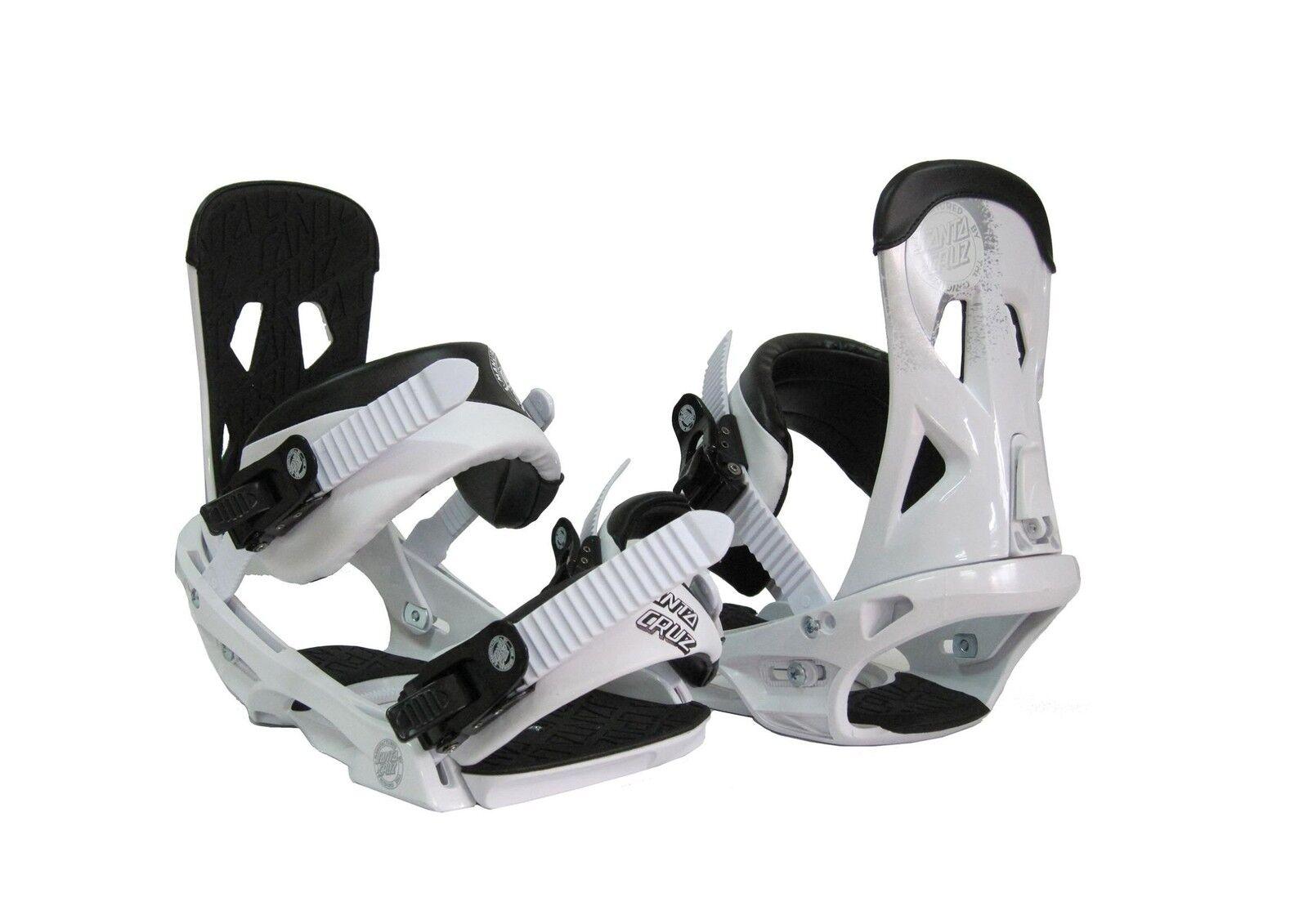 SANTA CRUZ Sigma EMY Snowboard Bindung Binding Größe  M L  189,-