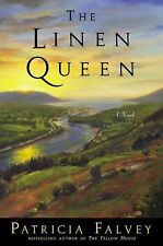 The Linen Queen by Patricia Falvey (2011 Hardcover) 1ST EDITION-BRAND NEW-UNREAD