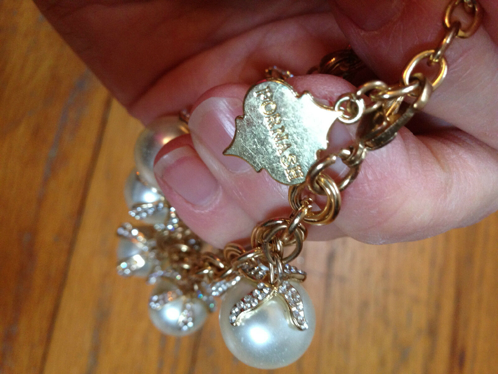 Costume Jewelry Lot Mixture of necklaces, and bra… - image 10