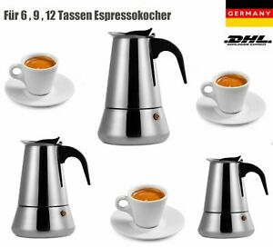 Espressokocher Espressomaschi