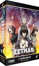 ★Zetman ★ Intégrale - Edition Gold - Coffret 3 DVD